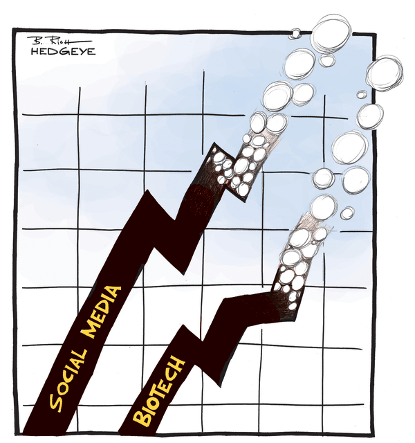 Cartoon of the Day: Double Bubbles - Bubble chart cartoon 07.21.2014