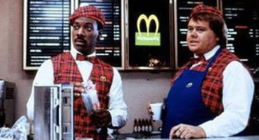 "MCD: Penney's ""Coming To America"" - penney"