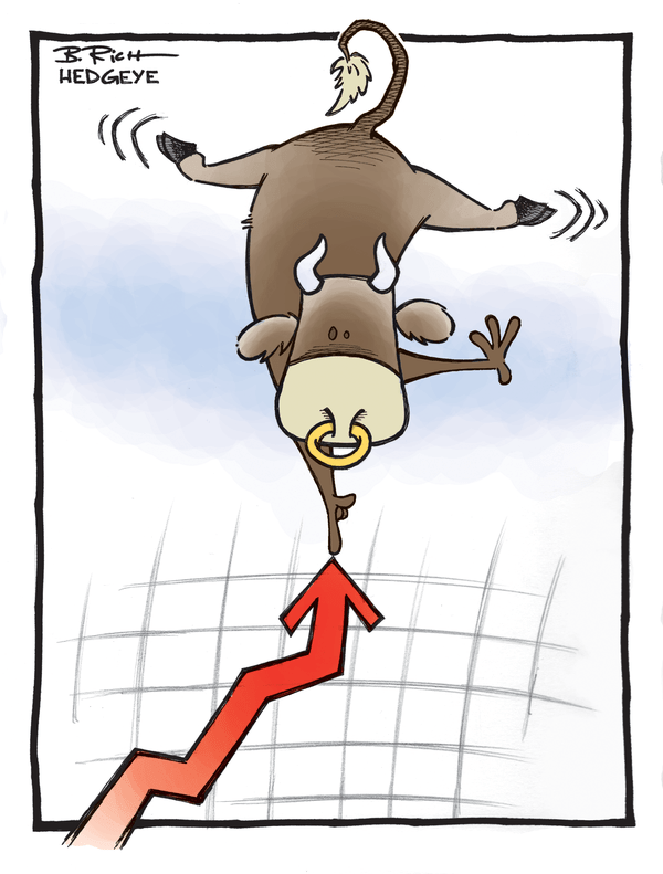 Cartoon of the Day: Delicate Balance - Balancing bull 08.08.2014
