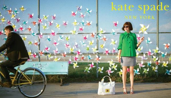 Investing Ideas Newsletter     - Kate Spade pinwheel
