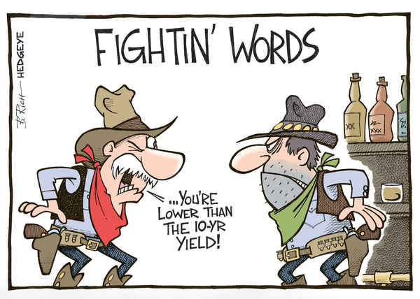 Cartoon of the Day: Fightin' Words - Fightin  Words 08.29.2014