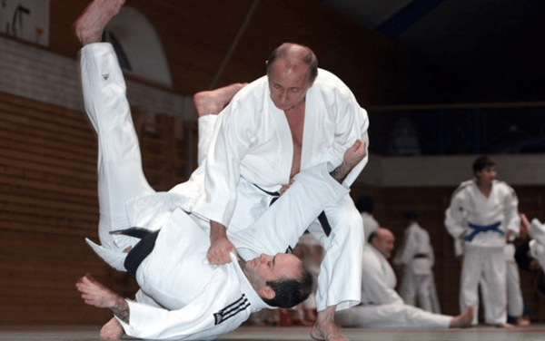 Why Vladimir Putin Is More 'Judo Master' Than Chess Player - 1. putin