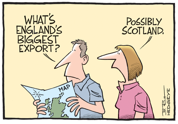 The Best of This Week From Hedgeye - Scotland 9.10.14