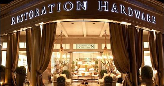Hedgeye's McGough: Restoration Hardware Shares Could Double in the Next 12-18 Months | $RH - restorationHardware