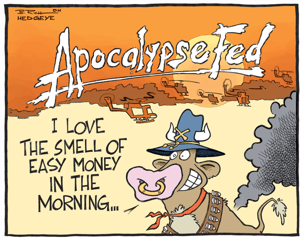 Cartoon of the Day: Apocalypse Fed - Apocalypse Fed 09.18.2014