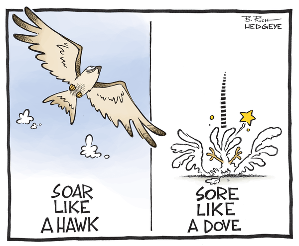 Cartoon of the Day: Hawks & Doves - soar like a hawk 09.25.2015