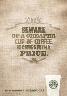 SBUX - New Ads - SBUX AD