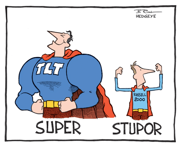 Deflation's Good Fortune - Super TLT cartoon 10 01 2014