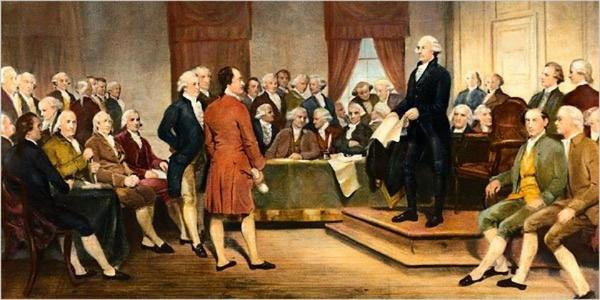 Legislating Deflation? - founding fathers
