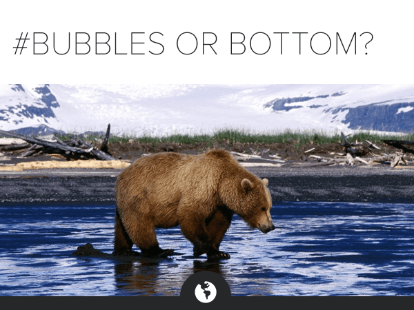 Flash Call Friday: #Bubbles Or Bottom?  - HE M bubblesbottom