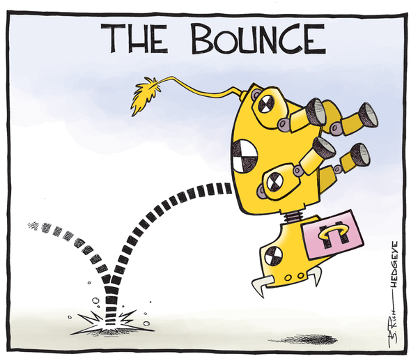 Investing Ideas Newsletter     - bounce cartoon 10.17.14