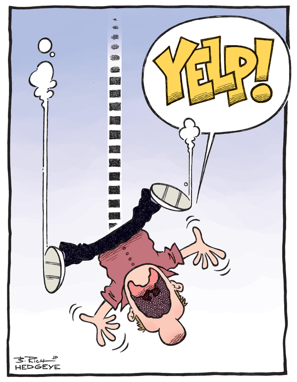 Cartoon of the Day: Yelp - YELP cartoon 10.23.2014