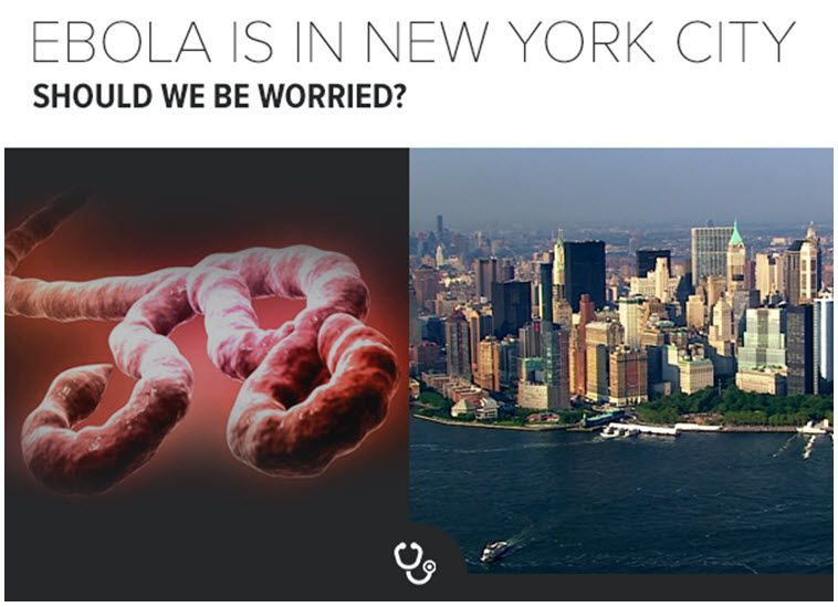 Invite | Ebola Forecasting & Containment Call with Dr. Jeffrey Shaman - 1