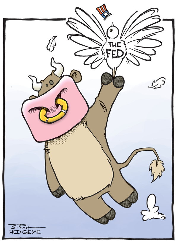 Cartoon of the Day: Hanging By a Feather? - fed cartoon 10.28.2014