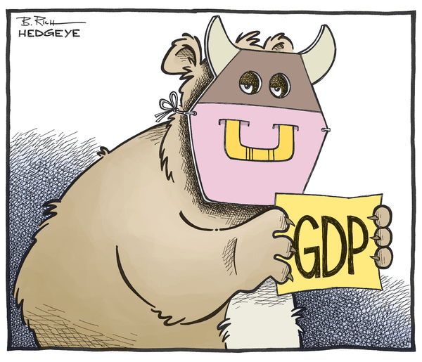 Cartoon of the Day: A Closer Look Behind Today's GDP Report - GDP cartoon for 10.30.2014