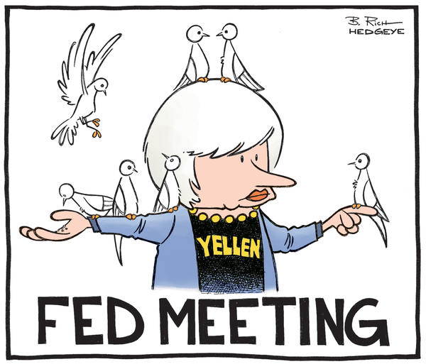The Best of This Week From Hedgeye - Dove Yellen 10.29.14
