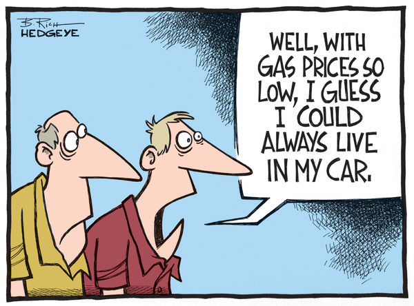 Cartoon of the Day: Gas Prices - Gas cartoon 11.04.2014