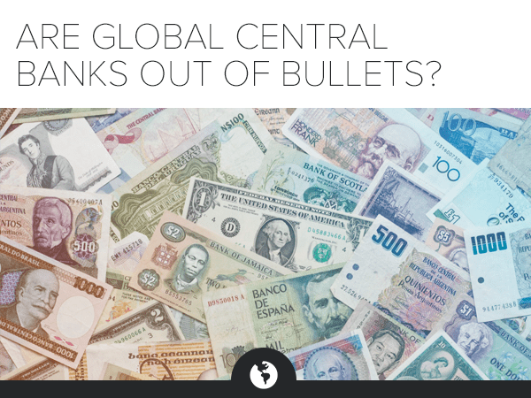 INVITE | Are Global Central Banks Out of Bullets? - HE M centralbanks