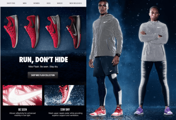 New 'Nike Flash' Campaign Is a Bigger Deal Than Financial Media Thinks - n9