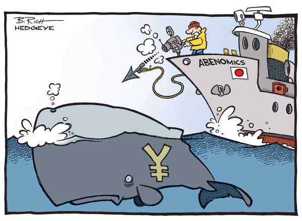 Cartoon of the Day: Harpoon - Moby Yen 11.13.2014