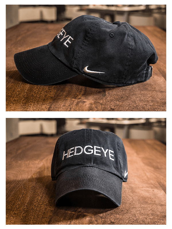 Our New Hedgeye Hats Have Arrived. Subscribe Today Through Friday And We'll Send You One (For Free) - Hat Image
