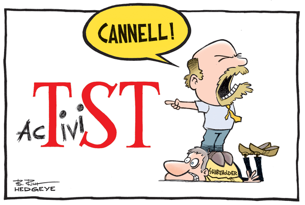 Cartoon of the Day: Cannell Crushes Cramer - cramer