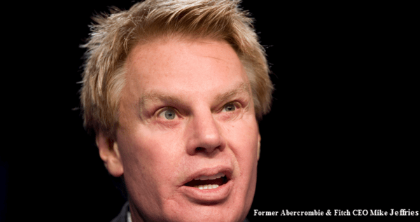 Abercrombie CEO Goes Down for the Count  - a1