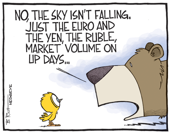 Cartoon of the Day: Falling - Falling cartoon 12.10.2014