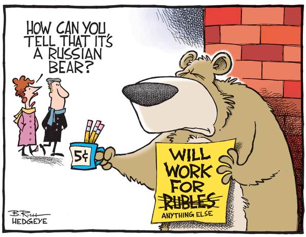 Cartoon of the Day: Russian Bear - Russian bear cartoon 12.17.2014