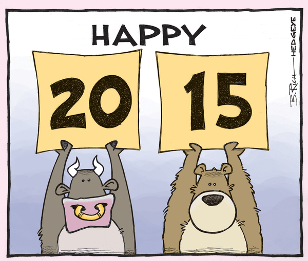 2015 Predictions - Happy New Year 2015