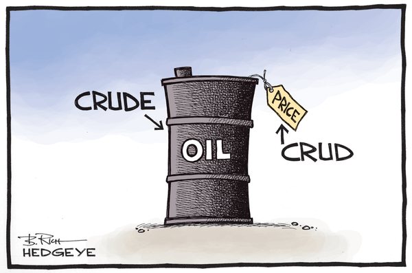 Cartoon of the Day: Crude Reality - Oil cartoon 01.09.2015