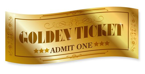 Golden Tickets - goldenticket