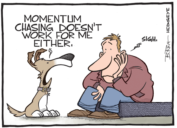 "Cartoon of the Day: Mo ""Mo-Mo"", Mo Problems... - Momentum cartoon 01.16.2015"