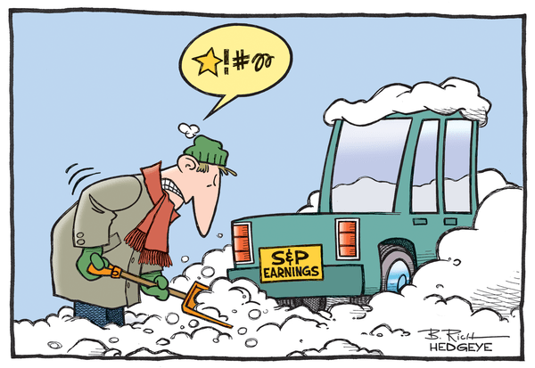 Cartoon of the Day: Snow Job - Earnings cartoon 02.03.2015