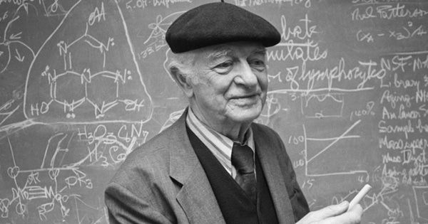 Lots of Questions - Linus Pauling
