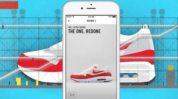 HEDGEYE INSIGHT: Quick Take on Nike's New SNKRS App  | $NKE - nk1