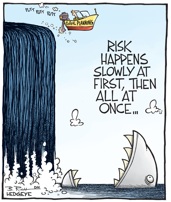 Cartoon of the Day: Consequences - Risk cartoon 02.19.2015