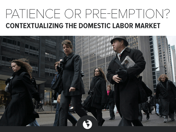 Call Invite | Patience or Pre-emption? Contextualizing the Domestic Labor Market - HE M domesticlabor