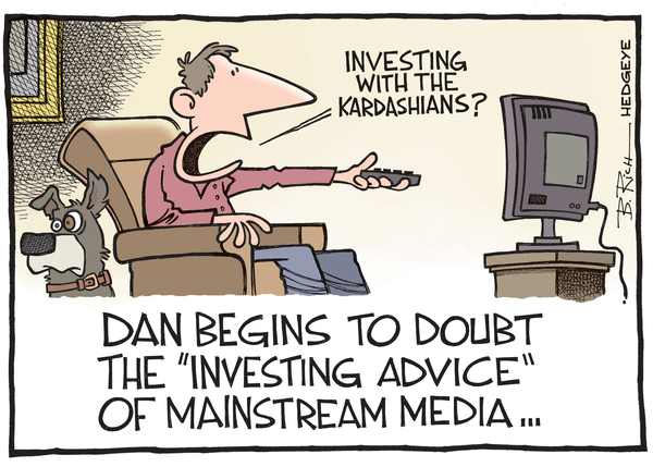 Cartoon of the Day: BubbleTV! - Mainstream media cartoon 03.12.2015