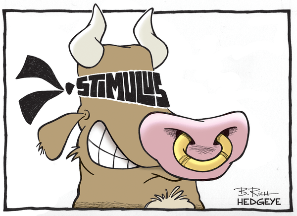Cartoon of the Day: Blinders - Stimulus cartoon 03.16.2015