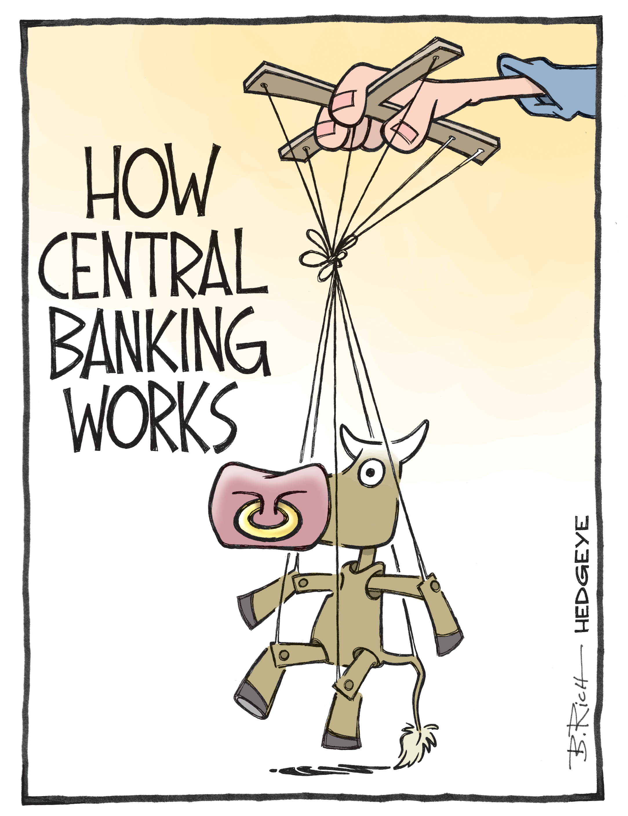 Cartoon of the Day: A Central Banking Primer