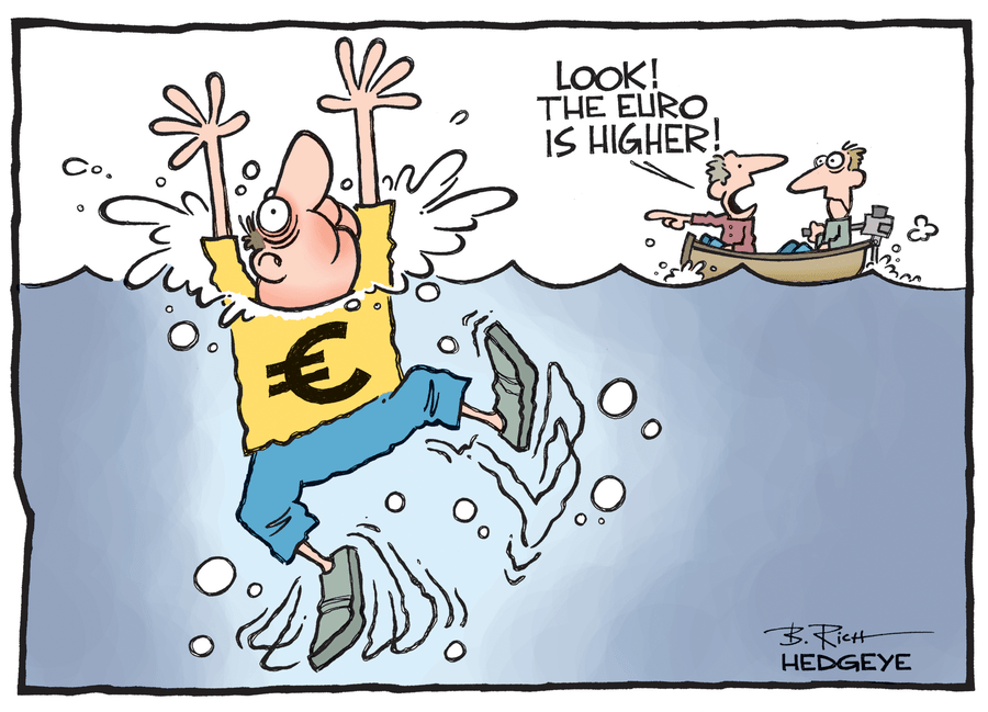 Cartoon Of The Day Sinking Euro