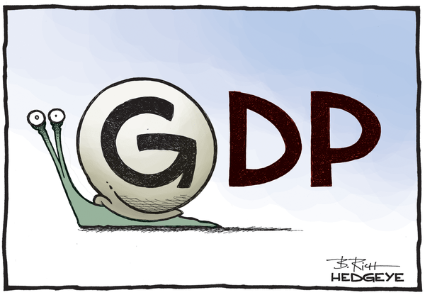 Cartoon of the Day: GDP Reality Bites - GDP cartoon 03.27.2015