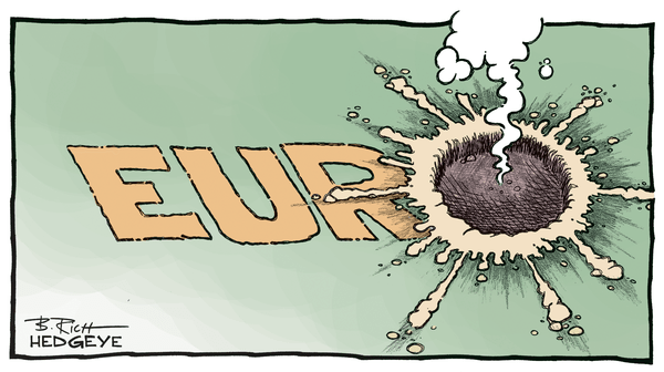 11 of the Best Cartoons Lampooning Mario Draghi and the ECB You'll Ever See - Euro cartoon 03.10.2015