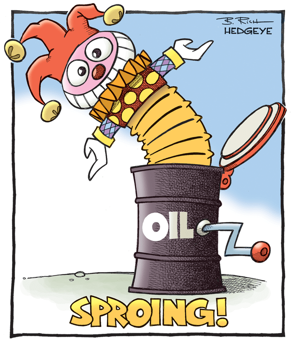 Cartoon of the Day: Petro Surprise! - Oil cartoon 05.06.2015