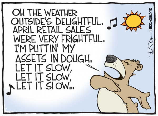Cartoon of the Day: Let It Slow - Let it slow cartoon 05.14.2015