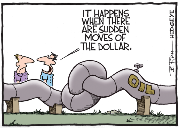 Cartoon of the Day: Twisted - Oil cartoon 05.20.2015