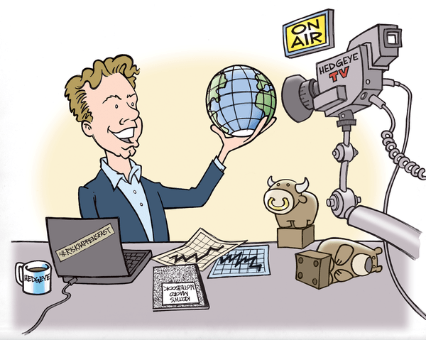 We Invite You To Watch The Macro Show - Macro Show cartoon