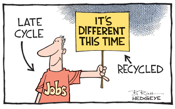 Cartoon of the Day: Late Cycle (Wishful Thinking) - It s different cartoon 06.08.2015