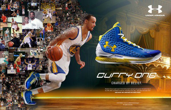 Is Under Armour The Real Winner In Nike's Billion Dollar NBA Deal? - z cy